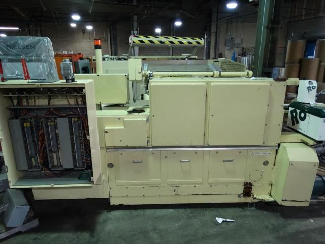 Sapal SC-3-100-S Fold or Bunch Wrapper