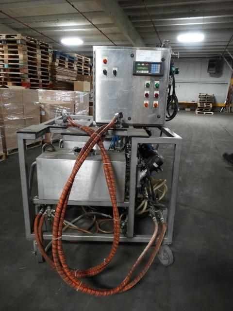 Beverage Machinery Keg Washing  Filling Machine