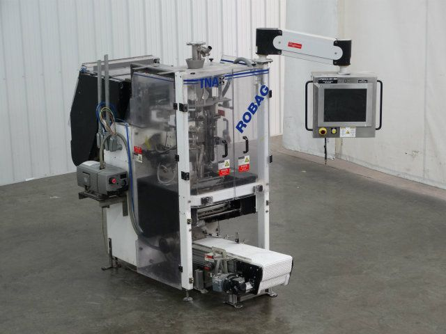 TNA Packaging Systems Robag 2Ci Form Fill and Seal