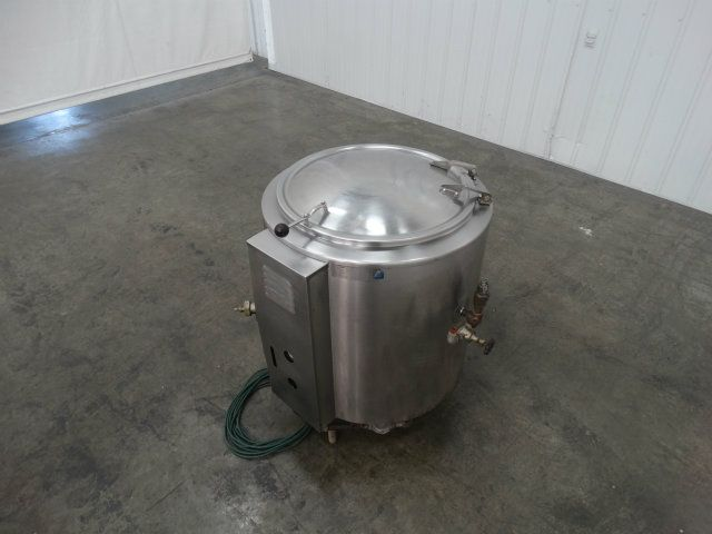 Groen AH-40 40 Gallon Gas Fired Kettle