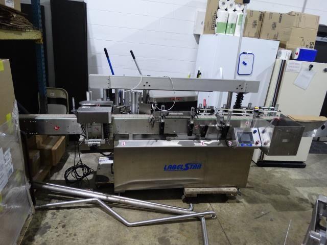 Label Star LS4000DX Pressure Sensitive Labeler