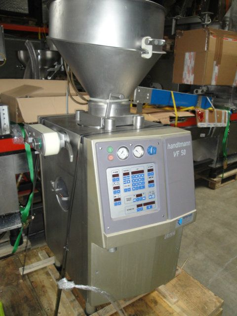 Used Handtmann VF-50 Vacuum Filler Portioner