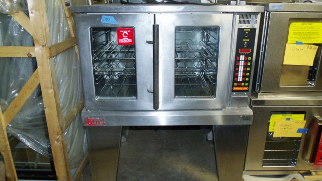 Lang ECCO-C5S Convection Oven