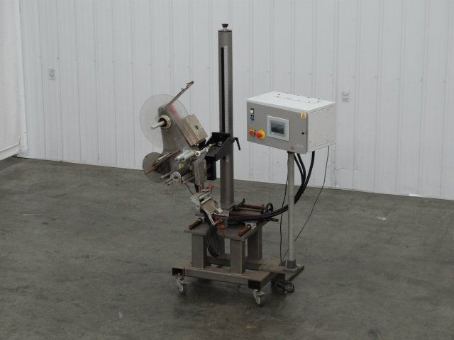 Spot Labeler with Stand - Pressure Sensitive Label