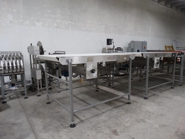 Benchmark Automation Cookie Packaging Line
