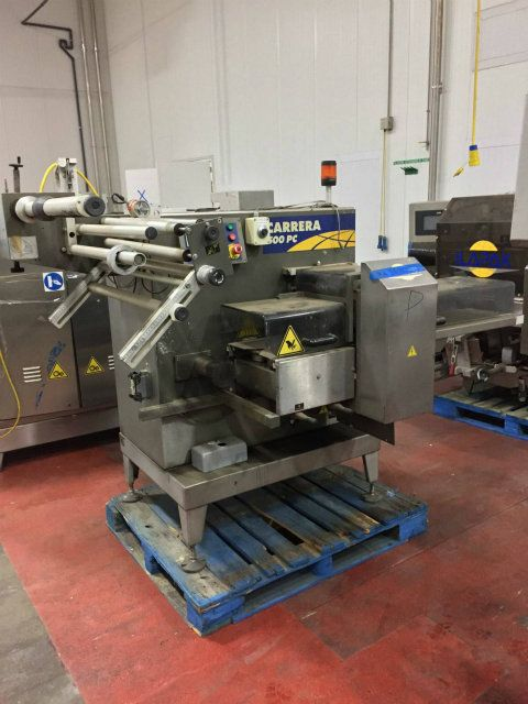Ilapak Carrera 500 PC Horizontal Flow Wrapper