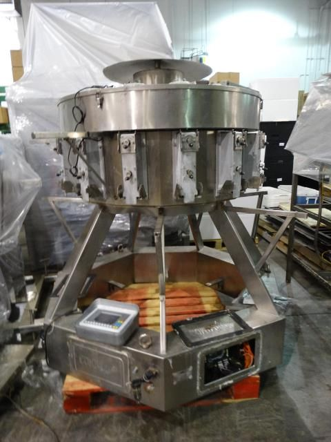 Combi 14 Head Combination Weigher