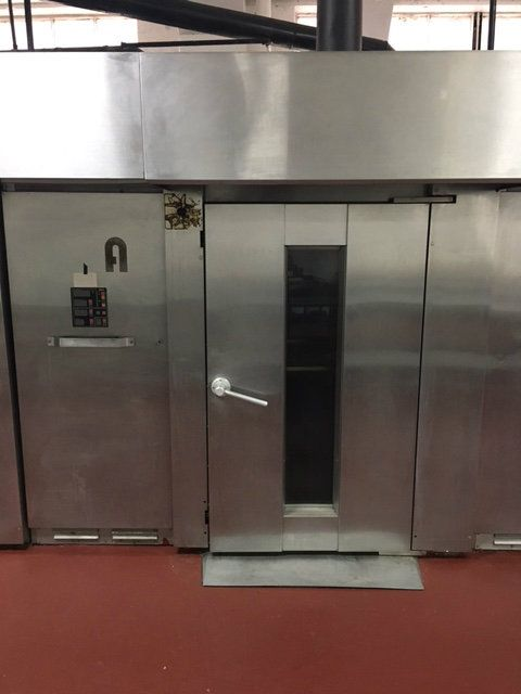 Hobart DRO-2GH Double Rack Gas Oven