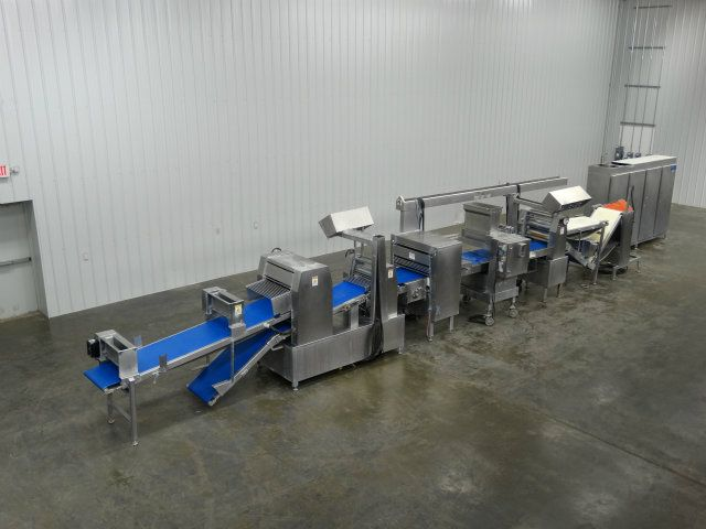 Rademaker 22 Inch Wide Sheeting Line
