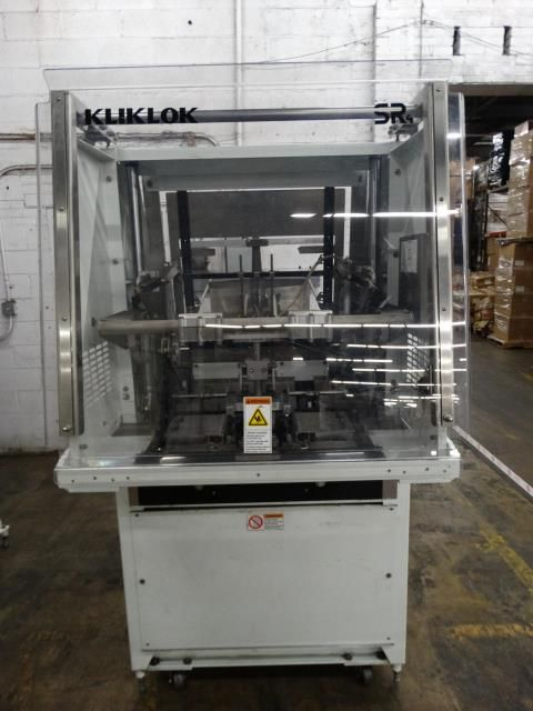 KlikLok SR4 Top Load Tray Former