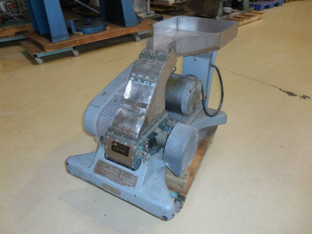 Fitzpatrick D-6 Stainless Comminutor Mill