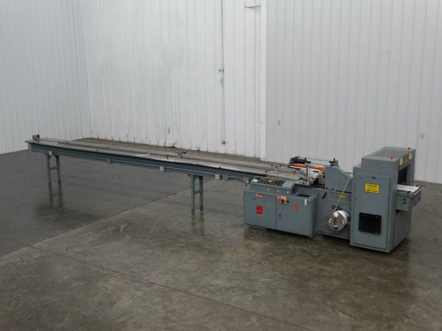 Shanklin F-5A Side Sealer with Extended Infeed