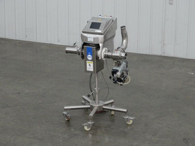 Loma IQ3 Flow Through Pipeline Metal Detector