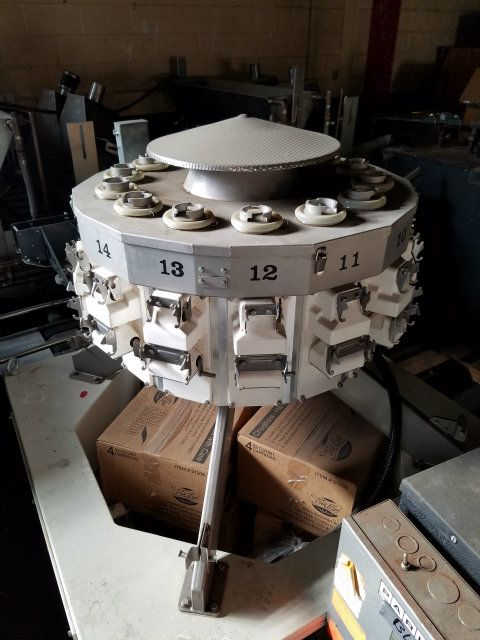 Yamato ADW 514SD Combination Weigher