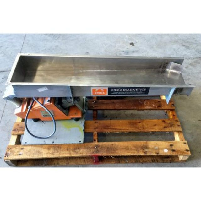 Eriez HI-VI 46C Vibrating Pan Feeder