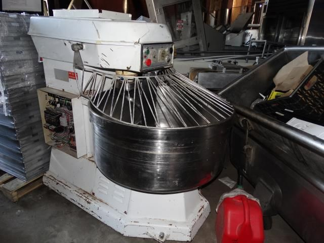 L and M ISP 160 KG Spiral Mixer