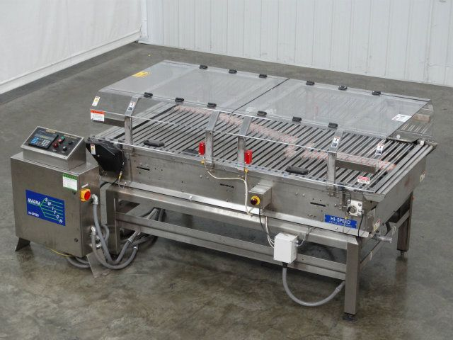 Mettler-Toledo Hi-Speed Magna-Switch Conveyor
