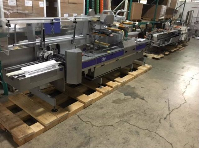 Bosch Sigpack HSM Horizontal Flow Wrapper