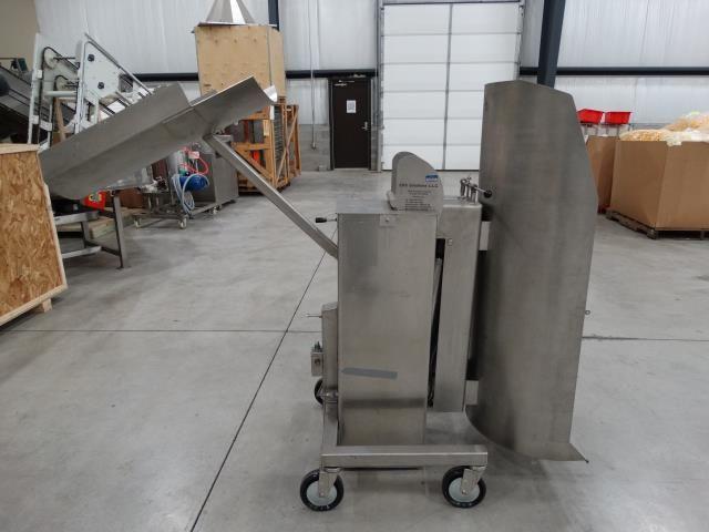EHS Solutions DM505-EX Pneumatic Drum Tipper