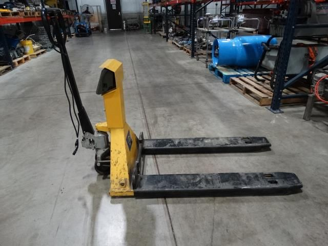 Great American Weighing Pallet Jack