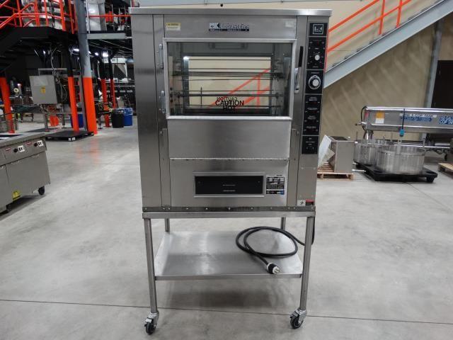 BK Industries SR Single Revolving Oven