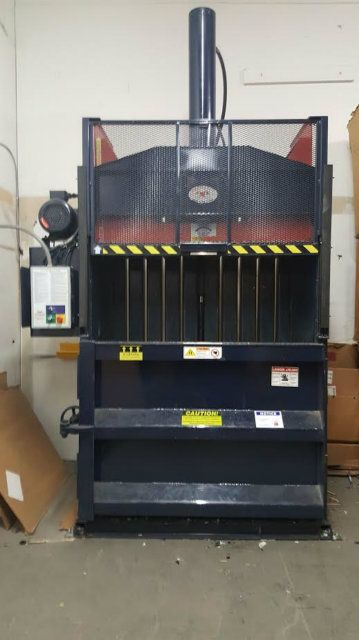 JV VB-60-H Vertical Baler