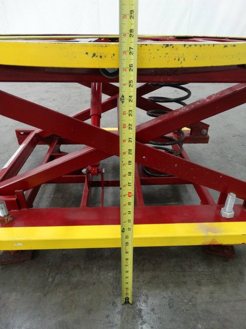 Used Southworth Pallet Pal Pallet Lift