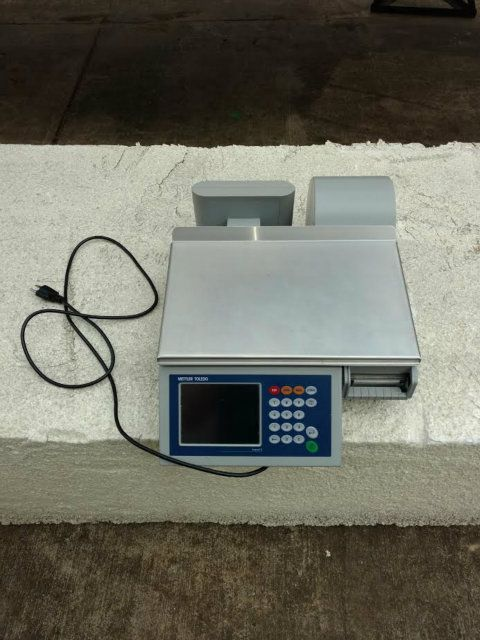 Mettler Toledo Impact S Counter Scale