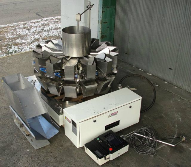 Yamato ADW-323-RB Multihead Weigher