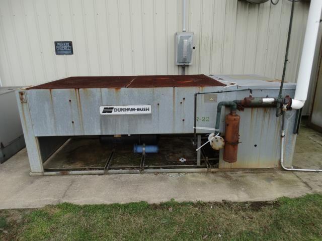 Dunham Bush CCU020SCF AC Compressor