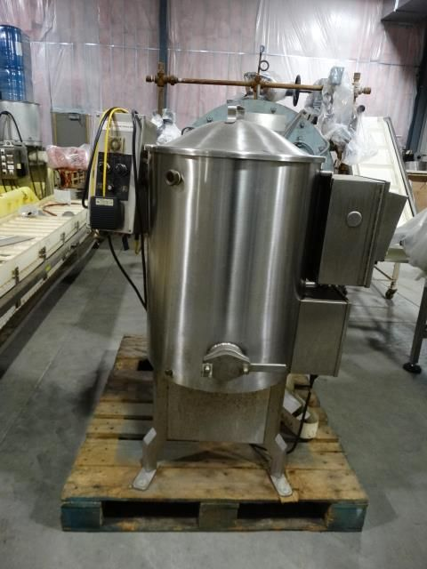 Savage Bros 200 LB Chocolate Melter and Temperer
