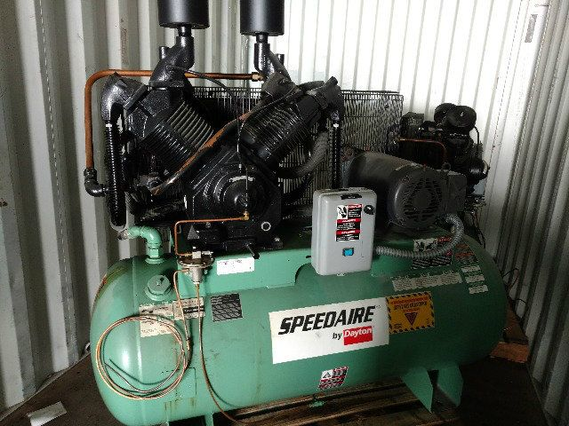 Speedaire 1WD78 Air Compressor