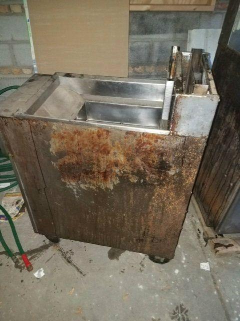 Hobart Gas fryer Manual