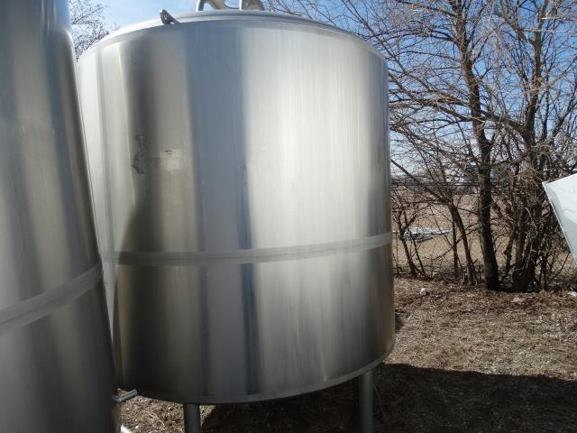 Scherping Systems CBP-2000 Insulated Tank