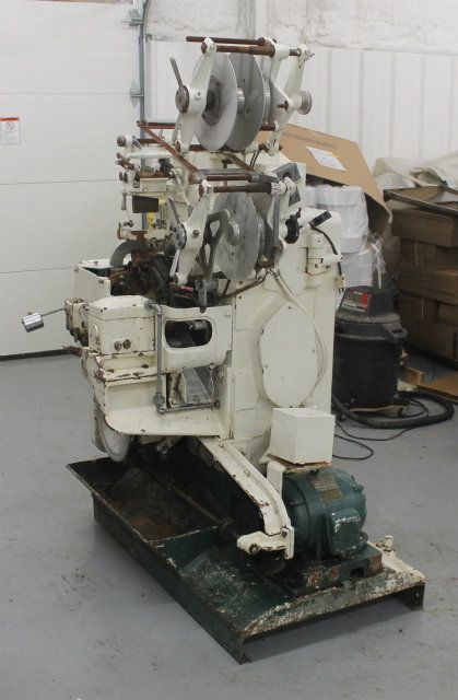 Rose Forgrove 42C Cut  Double Twist Wrap Machine