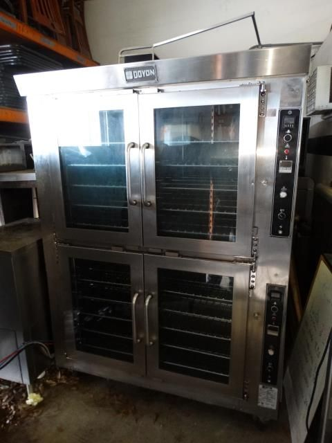 Doyon JA20G Jet Air Convection Oven