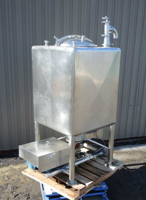 APV Crepaco 300 Gallon Liquefier Direct Drive