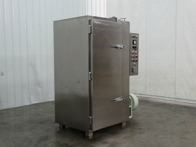 used kryospray bf300 liquid carbon dioxide rack freezer. Black Bedroom Furniture Sets. Home Design Ideas