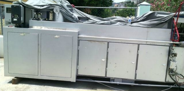 HaasMTA 24 Wafer Cone Gas Oven