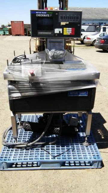Mettler Toledo CheckMate 2 Checkweigher