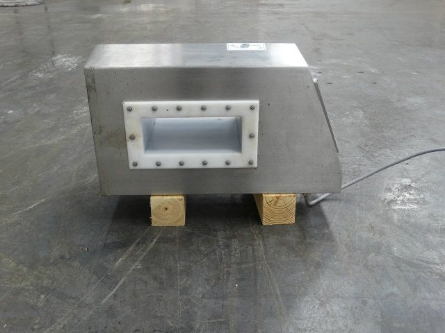 Used Loma Systems Lock Insight 10 Quot X 4 Quot Metal Detector