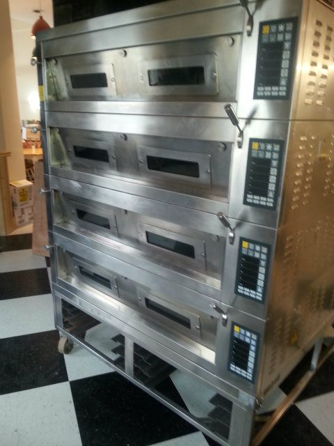 MIWE Condo CO 4-1212 Deck Oven