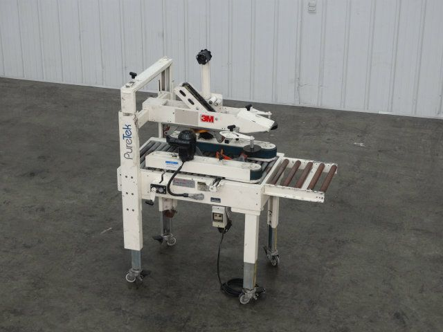 3M 12A Adjustable Top and Bottom Case Sealer