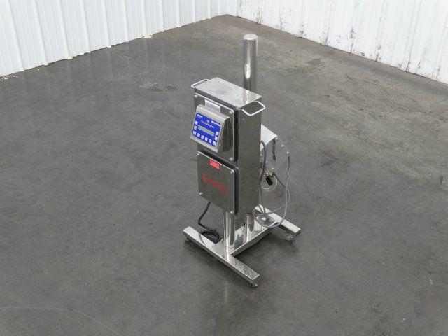 mettler toledo safeline metal detector manual