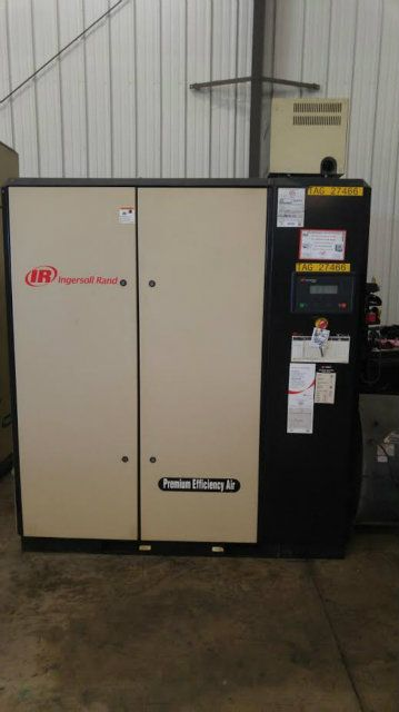 Ingersoll Rand IRN100H CC 100HP Air Compressor