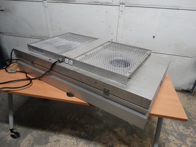 Design-Aire DA4-1HSL HEPA Fan Filter Units