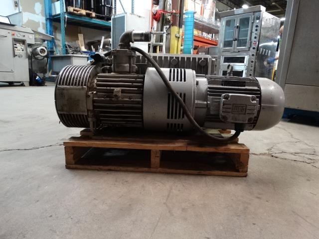 Busch RA 0302 Vacuum Pump with 12 HP Motor