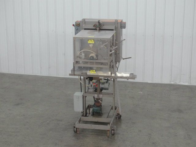Thiele 34-000 Rotary Pick and Place Feeder