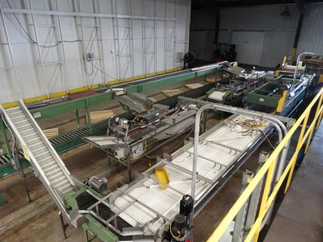 Agri Machinery Grape Tomato Packing Line