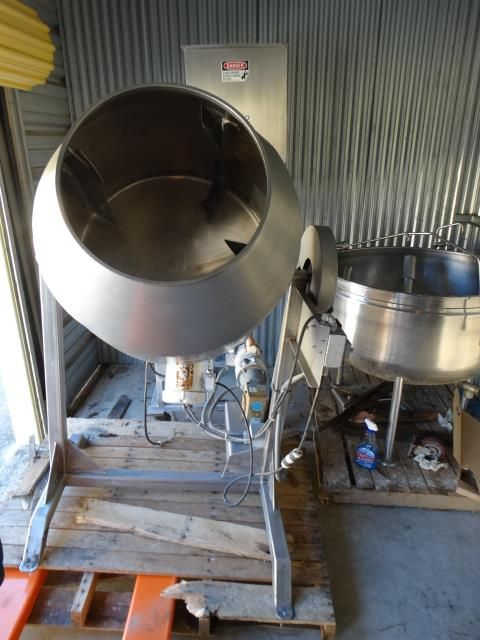 used stainless steel seasoning drum. Black Bedroom Furniture Sets. Home Design Ideas